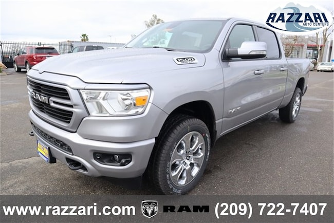 New 2019 Ram 1500 BIG HORN / LONE STAR CREW CAB 4X4 6'4 BOX Crew Cab For Sale in Merced, CA