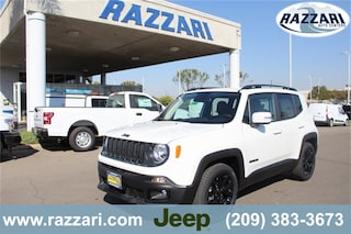 New 2018 Jeep Renegade ALTITUDE 4X2 Sport Utility ZACCJABB8JPJ11323 For Sale in Merced, CA