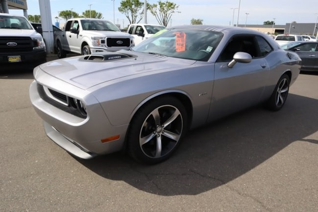Used 2014 Dodge Challenger R/T Coupe For Sale in Merced, CA