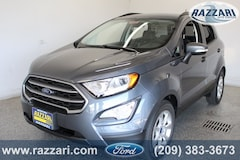 New 2018 Ford EcoSport SE Crossover MAJ3P1TE8JC208364 For Sale in Merced, CA