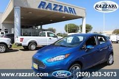 New 2018 Ford Fiesta SE Hatchback 3FADP4EJ6JM143108 For Sale in Merced, CA