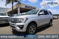 New 2019 Ford Expedition XLT SUV 1FMJU1JT4KEA46312 For Sale in Merced, CA