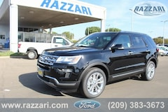 New 2018 Ford Explorer Limited SUV 1FM5K8F84JGC55718 For Sale in Merced, CA