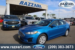 New 2019 Ford Fusion S Sedan for sale in Merced, CA
