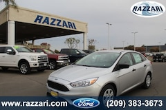 New 2018 Ford Focus S Sedan for sale in Merced, CA