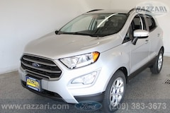 New 2018 Ford EcoSport SE Crossover MAJ3P1TEXJC202047 For Sale in Merced, CA