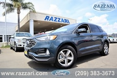 New 2019 Ford Edge SEL Crossover 2FMPK3J95KBB22325 For Sale in Merced, CA