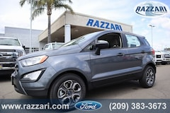 New 2019 Ford EcoSport S Crossover MAJ3S2FE4KC290546 For Sale in Merced, CA