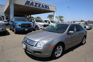 Used 2009 Ford Fusion SE Sedan 3FAHP07Z89R187154 For Sale in Merced, CA