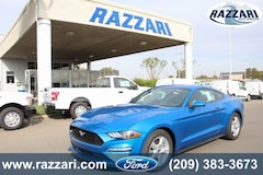 New 2019 Ford Mustang Ecoboost Coupe 1FA6P8TH4K5125911 For Sale in Merced, CA