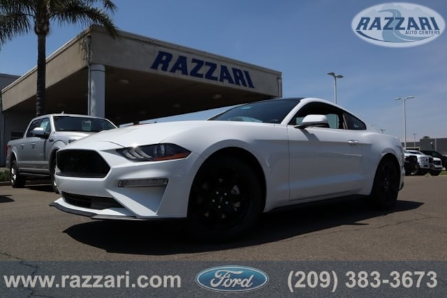 New 2019 Ford Mustang For Sale in Merced, CA | #27100