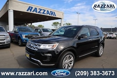 New 2019 Ford Explorer Limited SUV for sale in Merced, CA