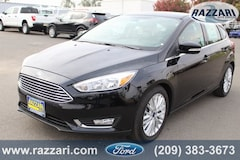 New 2018 Ford Focus Titanium Hatchback for sale in Merced, CA