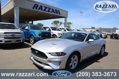 New 2019 Ford Mustang Ecoboost Coupe 1FA6P8TH0K5186141 For Sale in Merced, CA