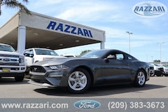 New 2019 Ford Mustang Ecoboost Coupe 1FA6P8TH9K5188308 For Sale in Merced, CA