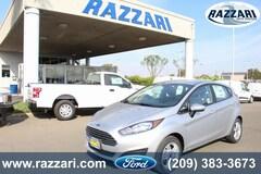 New 2018 Ford Fiesta SE Hatchback 3FADP4EJ1JM147325 For Sale in Merced, CA