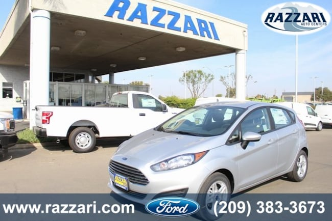 New 2018 Ford Fiesta SE Hatchback For Sale in Merced, CA