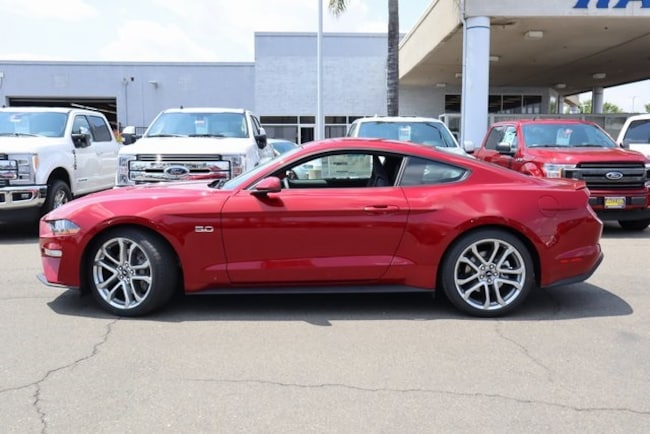 New 2019 Ford Mustang For Sale in Merced, CA | #27093