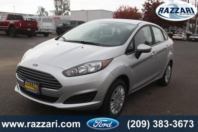 New 2019 Ford Fiesta S Sedan For Sale in Merced, CA