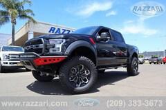 New 2018 Ford F-150 Raptor Truck 1FTFW1RG1JFE78425 For Sale in Merced, CA