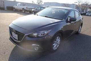 Used 2016 Mazda Mazda3 i Sedan JM1BM1U77G1295337 For Sale in Merced, CA