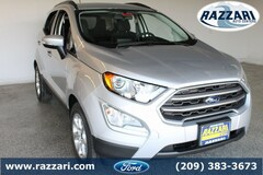 New 2018 Ford EcoSport SE Crossover for sale in Merced, CA