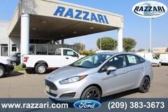 New 2018 Ford Fiesta SE Sedan 3FADP4BJ7JM147317 For Sale in Merced, CA