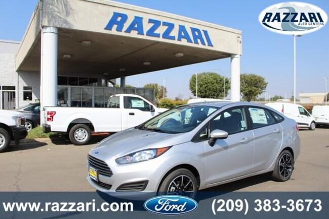 New 2018 Ford Fiesta SE Sedan For Sale in Merced, CA