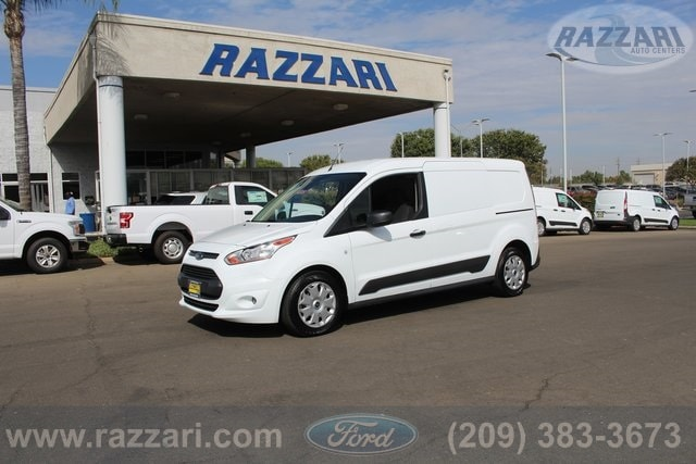 2018 Ford Transit Connect XLT Safe Secure Cannabis Transport Van Truck