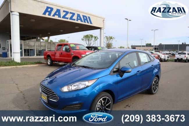 New 2019 Ford Fiesta SE Sedan For Sale in Merced, CA