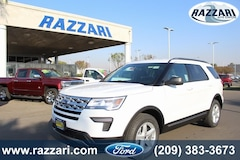 New 2019 Ford Explorer XLT SUV 1FM5K7DH2KGA42409 For Sale in Merced, CA