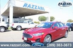 New 2019 Ford Fusion SEL Sedan 3FA6P0CD7KR115580 For Sale in Merced, CA