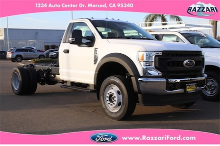 2020 Ford Chassis Cab F-600 XL Commercial-truck