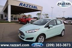 New 2019 Ford Fiesta SE Hatchback 3FADP4EJ3KM135792 For Sale in Merced, CA