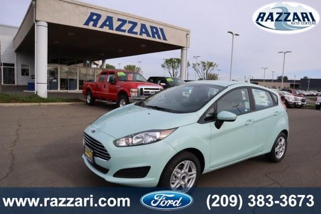 New 2019 Ford Fiesta SE Hatchback For Sale in Merced, CA