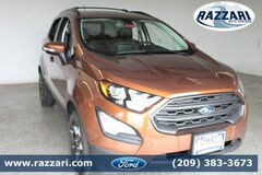 Used 2018 Ford EcoSport SES SUV for sale in Merced, CA