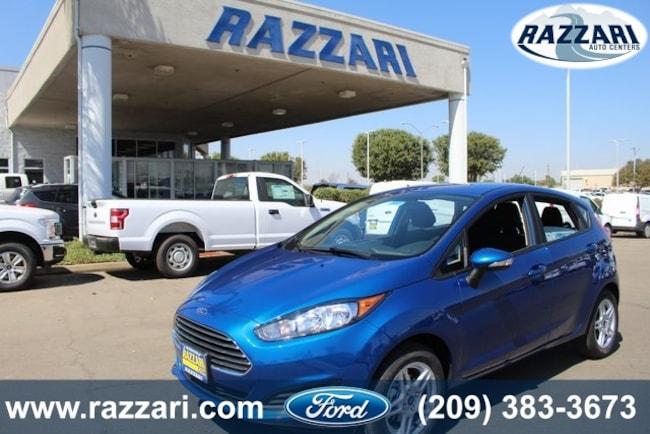 New 2018 Ford Fiesta SE Hatchback for sale in Merced, CA