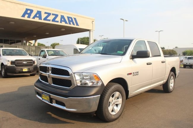 Used 2018 Ram 1500 ST Truck Crew Cab for sale in Merced, CA