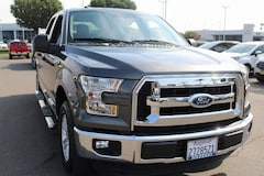 Used 2016 Ford F-150 XLT Truck SuperCrew Cab for sale in Merced, CA