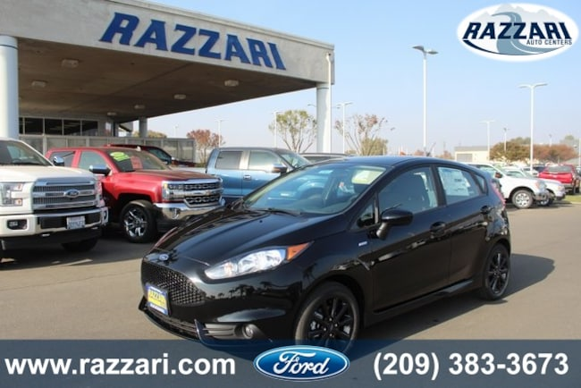 New 2019 Ford Fiesta ST Line Hatchback for sale in Merced, CA