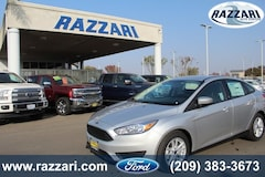 Used 2018 Ford Focus SE Sedan for sale in Merced, CA