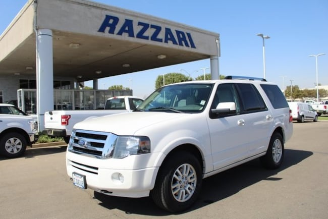 Used 2014 Ford Expedition Limited SUV For Sale in Merced, CA