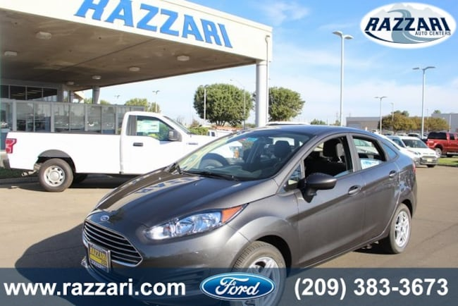 New 2018 Ford Fiesta SE Sedan for sale in Merced, CA