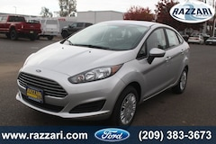 New 2019 Ford Fiesta S Sedan for sale in Merced, CA