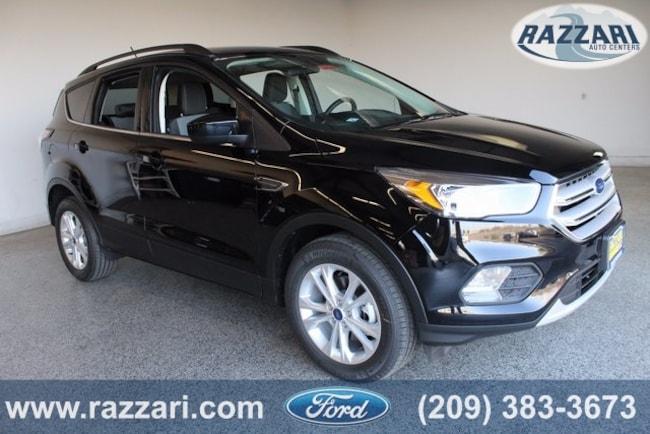 New 2018 Ford Escape SE SUV for sale in Merced, CA