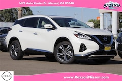 New 2020 Nissan Murano Platinum SUV for sale in Merced, CA