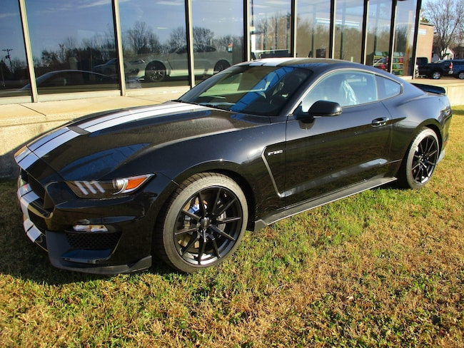 2017 Ford Mustang Shelby GT350 Shelby GT350 Fastback