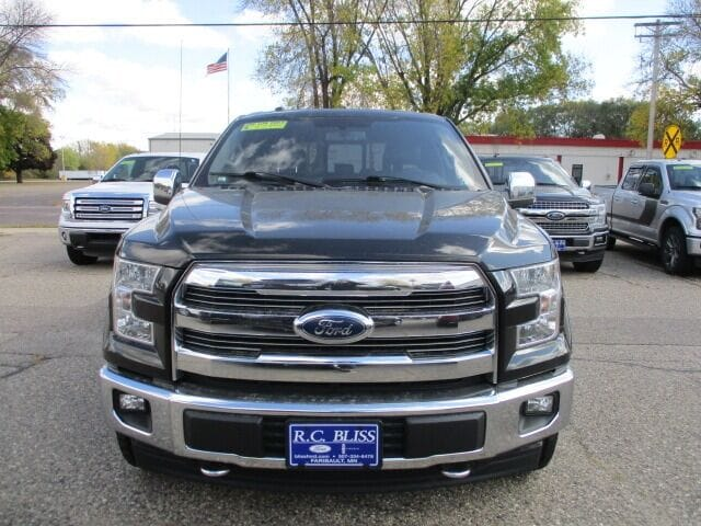 Used 2017 Ford F-150 Lariat with VIN 1FTEW1EF8HFA89090 for sale in Faribault, Minnesota