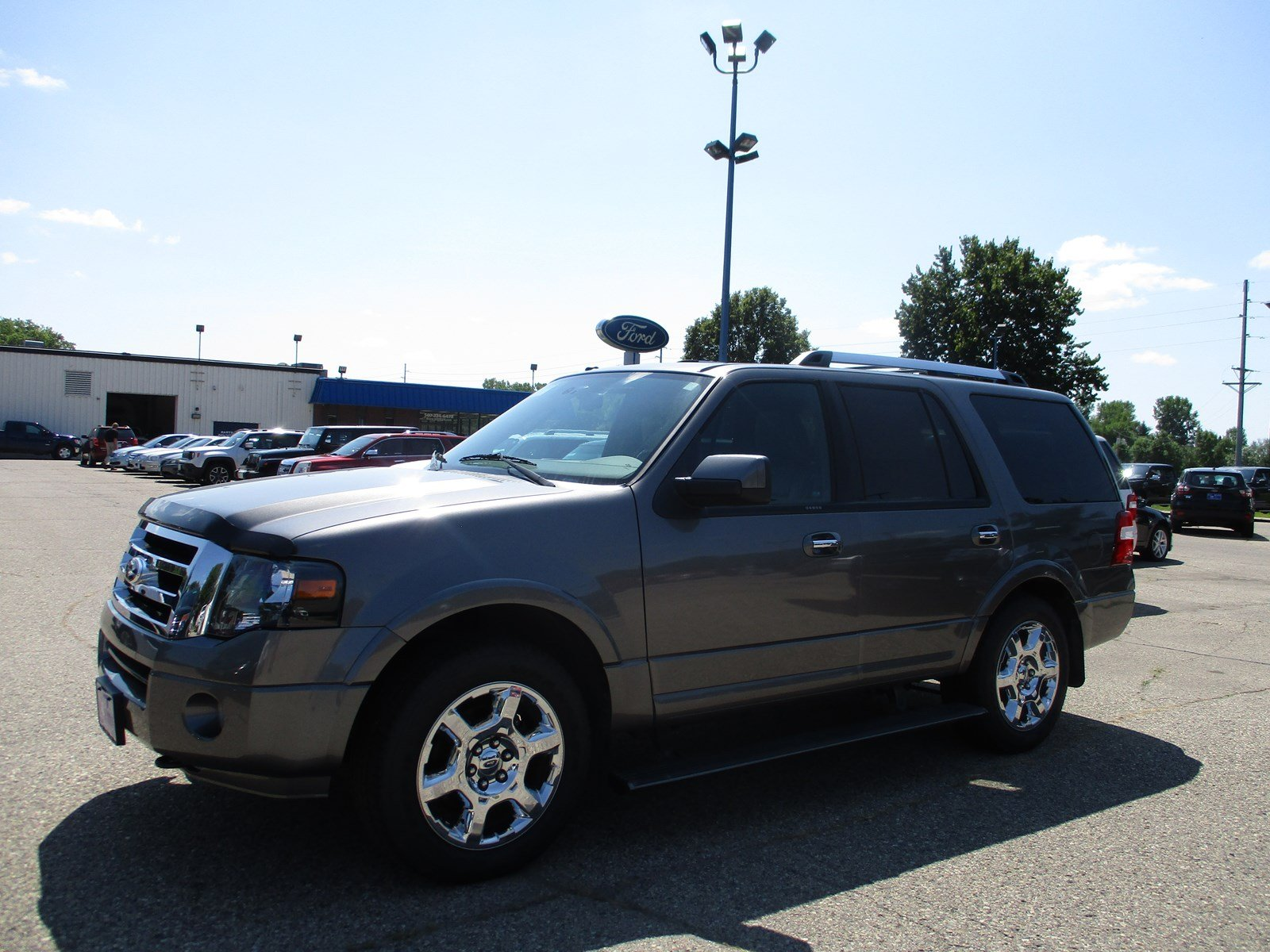2014 Ford Expedition Limited 4WD  Limited