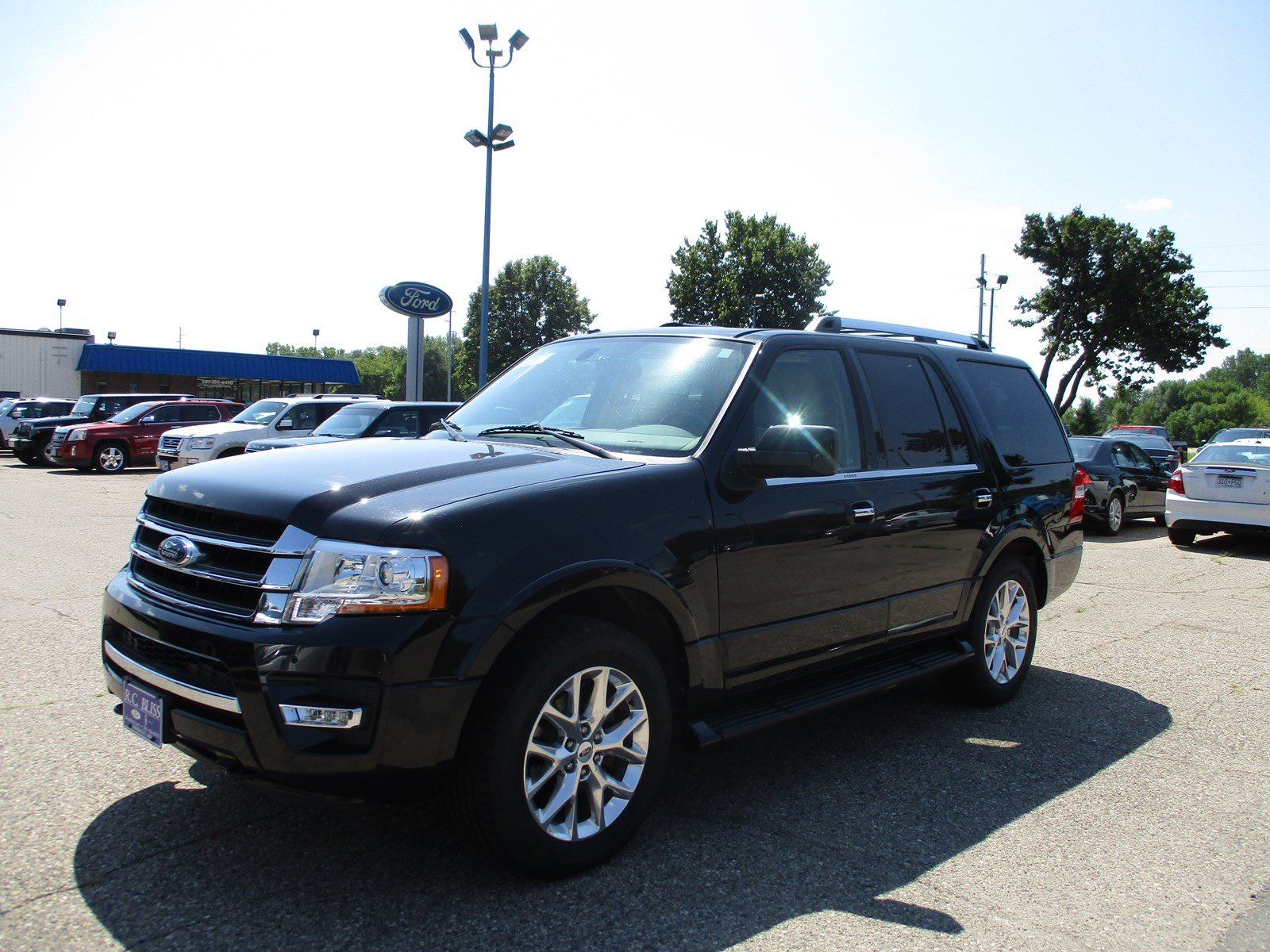 2015 Ford Expedition Limited 4WD  Limited